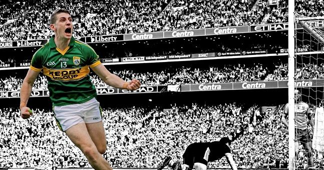 Paul Geaney gives Dublin every reason to fear Kerry