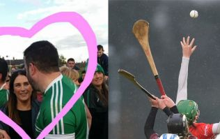 Camogie club offer genius solution to the training on Valentine's Day dilemma
