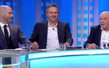Dunphy claims ambush by RTÉ panellists led to him getting a warning