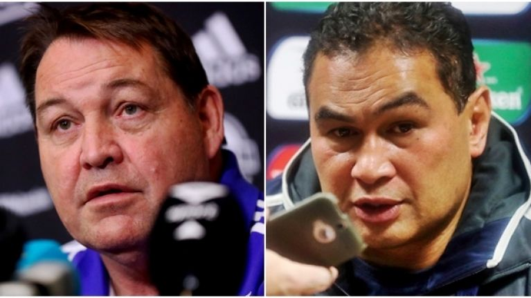 Pat Lam has not responded well to being labelled an 'ex-New Zealander' by Steve Hansen
