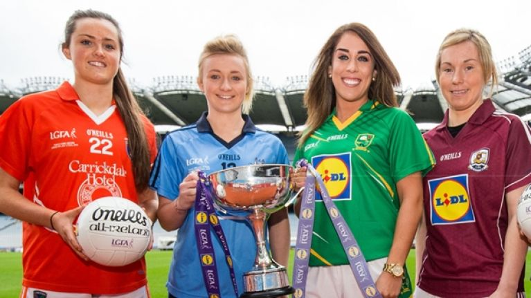 0448f9eda648 Ranking the 32 ladies GAA county jerseys with one word to describe each