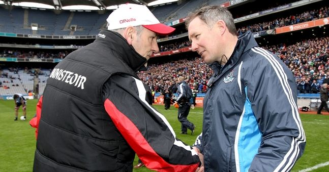 OPINION: Jim Gavin's apparent swipe at Tyrone is just really, really sad