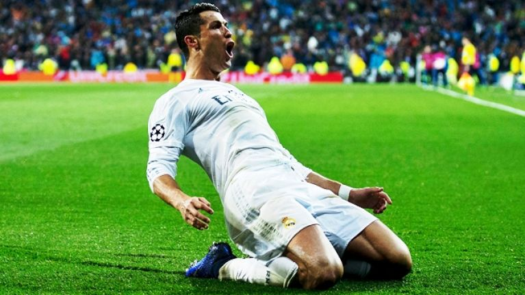 EXCLUSIVE: Cristiano Ronaldo tells us the one exercise that gives such power to his legs