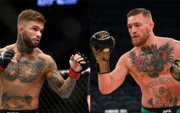 He may not like it, but Conor McGregor comparison completely understandable for UFC champion Cody Garbrandt