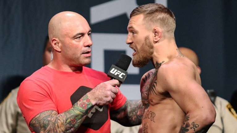 Joe Rogan believes only two UFC fights would convince Conor