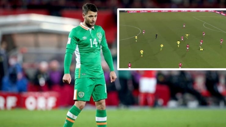 WATCH: Wes Hoolahan produces glorious wonder strike which only he can