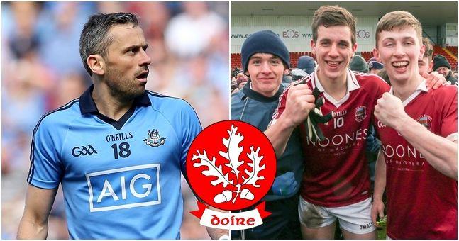 Derry GAA take great joy in difference between Slaughtneil and Dublin, Alan Brogan doesn't like it