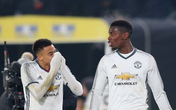 Jesse Lingard claims Paul Pogba wasn't the best player in their Manchester United youth team