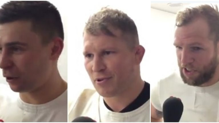 Stubbornness and arrogance on show in these English post-match interviews