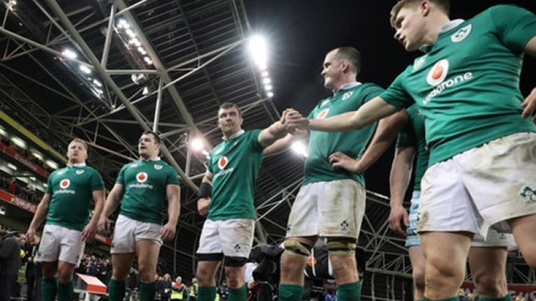 Welsh rugby legend gives insight on just how Ireland can get a crucial victory in Cardiff