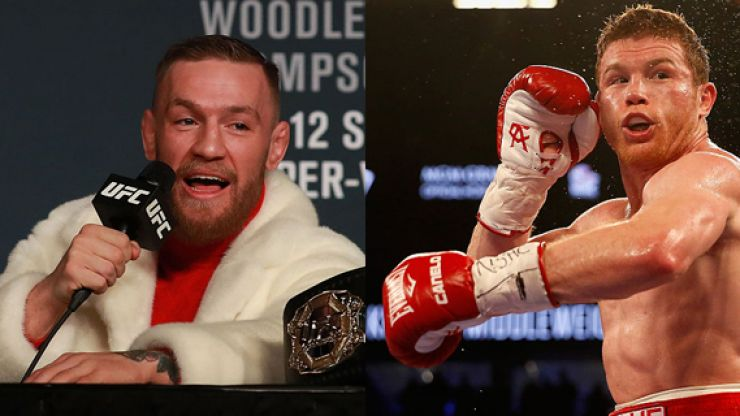Boxing star is only fooling himself with latest Conor McGregor swipe