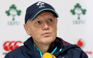 Joe Schmidt is in the running for New Zealand job according to their head of rugby