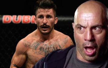 UFC release statement explaining unusual exemption that left Joe Rogan flabbergasted