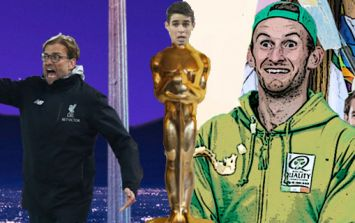 What if every Oscar-nominated movie was actually a sports movie