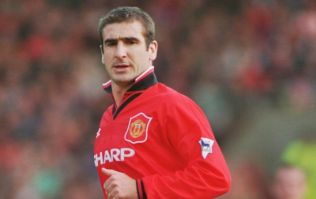 Eric Cantona's favourite teammate wasn't a Manchester United player