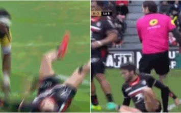 WATCH: Rugby's concussion laws need changed RIGHT NOW after this terrifying footage
