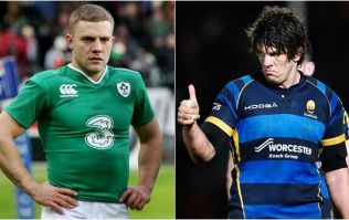 Donncha O'Callaghan may have ruined Ian Madigan's planned move to England already