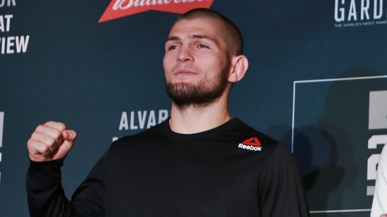 Scary details emerge of Khabib Nurmagomedov's 4am rush to Las Vegas hospital