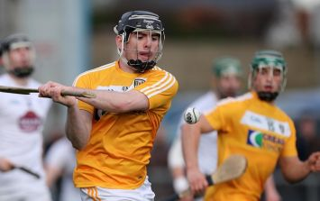 The Antrim hurlers' preseason training sounds like an absolute nightmare