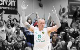 Kieran Donaghy called up to Irish basketball team