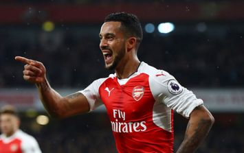 Surprising Theo Walcott stat should silence some of the armchair critics