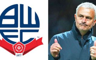 Bolton Wanderers earn praise for how they dealt with homophobic Manchester United fan