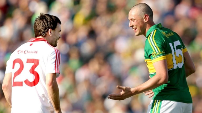 14 things you've probably said to your marker during a pre-season GAA match