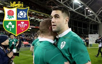 Just about everyone agrees that eight Irish players are definitely going on the Lions tour