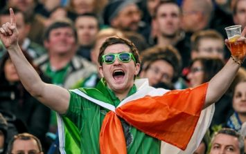You can actually buy green county jerseys for Paddy's Day
