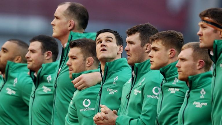 Three exciting backline additions to Ireland's Six Nations squad