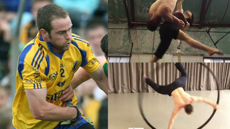 WATCH: Meet the Roscommon GAA player who actually ran away to join the circus