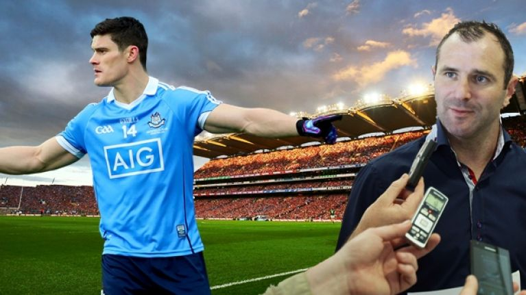Stevie McDonnell has a great idea to make GAA exciting again but it will surely never work