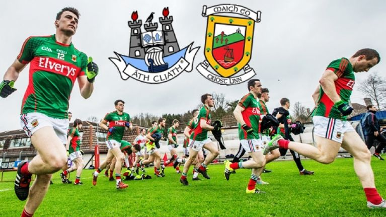 One positional switch in Mayo's team could cause Dublin all sorts of bother