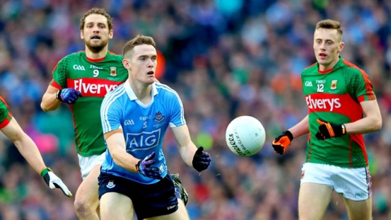 Mayo are not blinking as they name extremely strong team to face Dublin