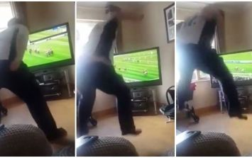 VIDEO: Cork man losing his shit over outsider winning at Cheltenham is pure gold