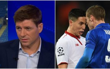 It's difficult to argue with Steven Gerrard's description of Samir Nasri