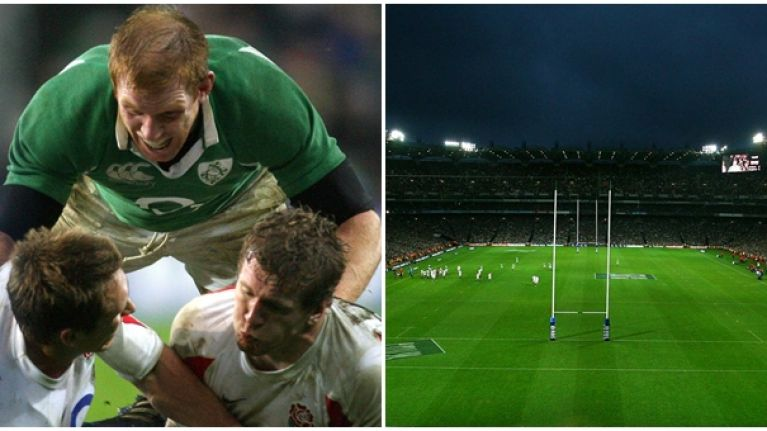 Spine-tingling documentary of Ireland against England in Croke Park to air tonight