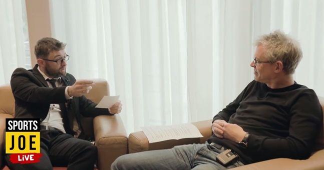 WATCH: Joe Brolly interviews Joe Brolly and it is bloody glorious