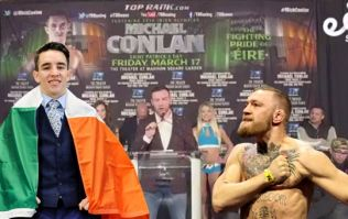 Passionate words from Matthew Macklin spark humble response from Conor McGregor
