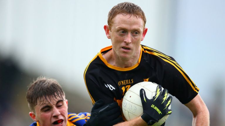Sheer delight as Colm Cooper finally completes his medal collection