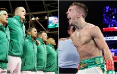 We hope to God Michael Conlan's Ireland England prediction comes true