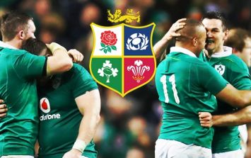 Most English rugby writers agree one Ireland player booked himself on the Lions tour last night