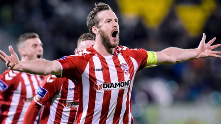 Derry City chairman supports Brandywell name change
