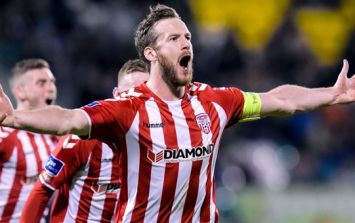 Absolutely devastating news as Derry City captain Ryan McBride passes away, aged 27