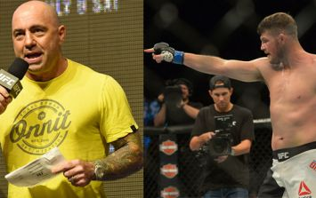 Joe Rogan needs to hear Michael Bisping's response to his criticism