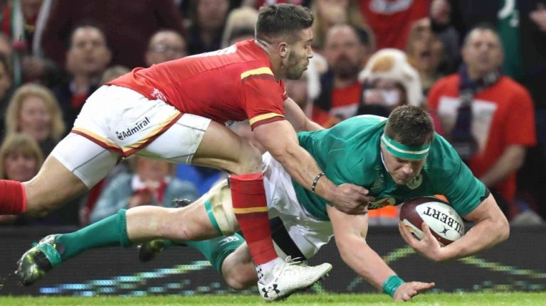WATCH: CJ Stander channelled his inner Jonah Lomu and everybody bloody loved it