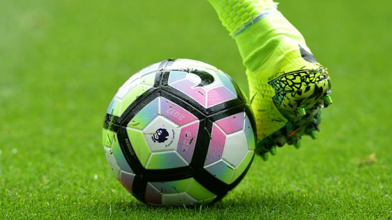 You have five minutes to name these two Premier League players, but there's a catch