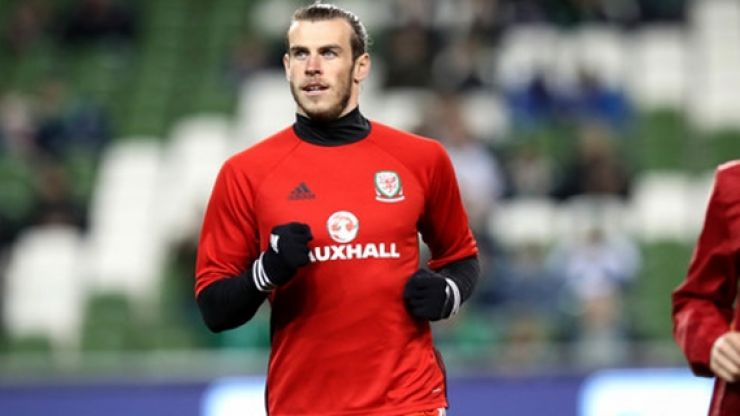 People didn't take kindly to Gareth Bale's football attire