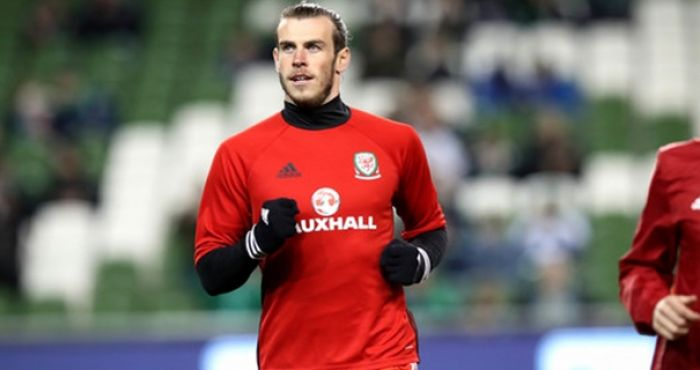 the best attitude a54f6 5d4c5 People didn't take kindly to Gareth Bale's football attire ...