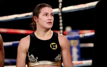 WATCH: Sky Sports call Katie Taylor British again
